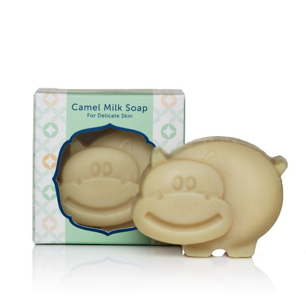 The Camel Soap Factory – Soaps for Delicate Skins – Hippo