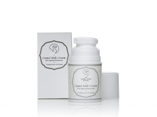 The Camel Soap Factory | Anti Ageing Moisturiser | 0390