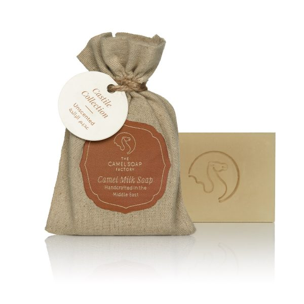 The Camel Soap Factory – Natural Camel Milk Skincare – Castile Collection – Unscented
