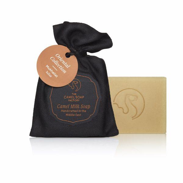 The Camel Soap Factory – Natural Camel Milk Skincare – Natural Camel Milk Luxury Oriental Soap – Mukhallat
